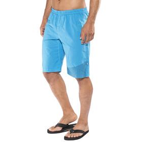 E9 3D Shorts Men Cyan